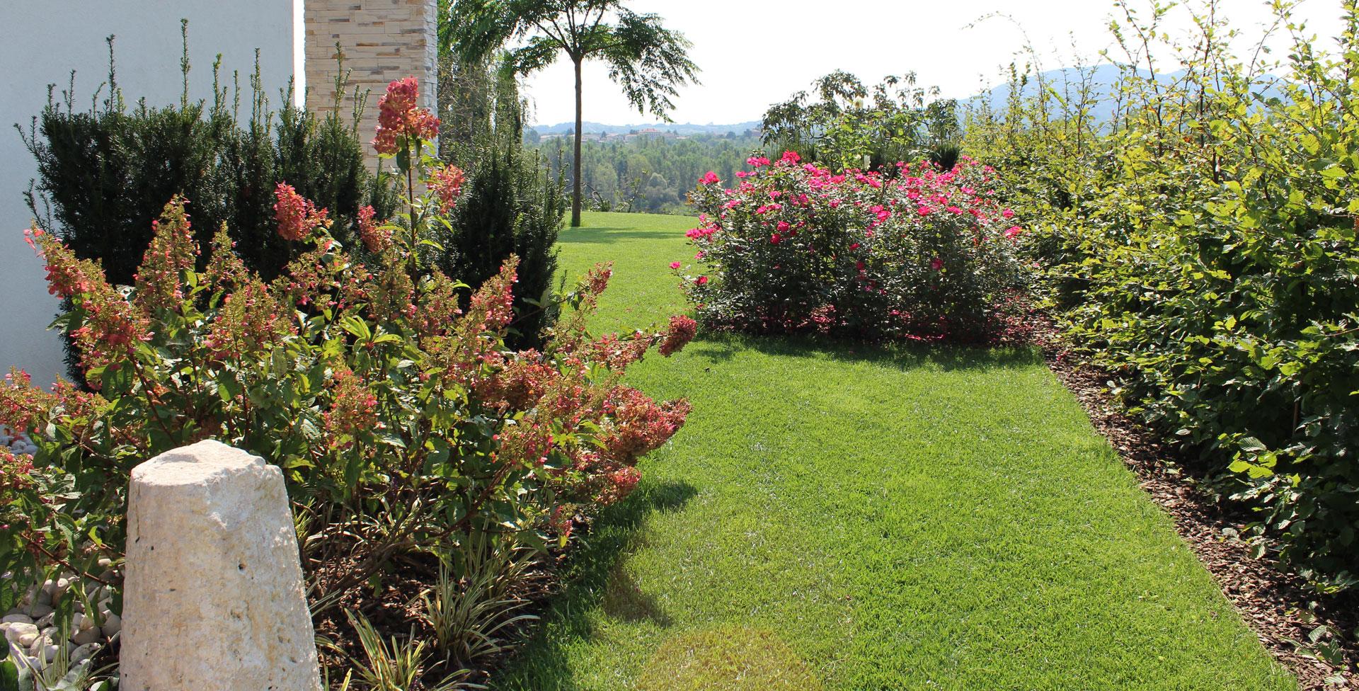 Gemma giardini giardinaggio professionale a treviso for Creazioni giardini